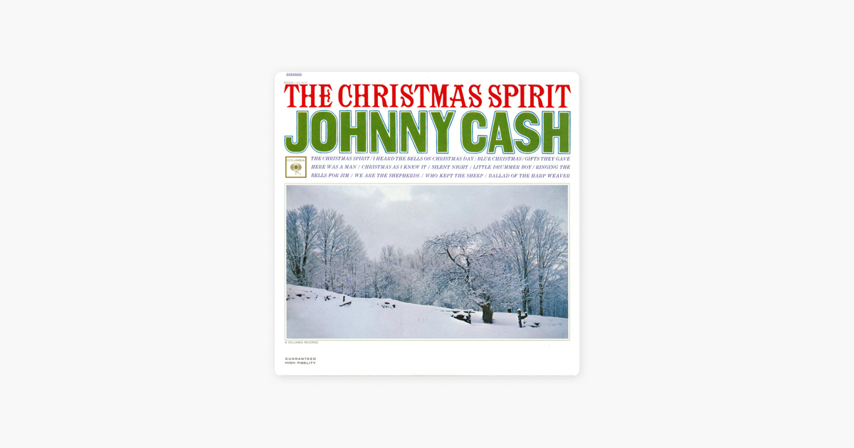 The Christmas Spirit by Johnny Cash on Apple Music