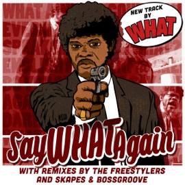 Say What Again Freestylers Raw As F K Remix
