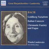 Johann Sebastian Bach - Italian Concerto, BWV 971: I. (Allegro)