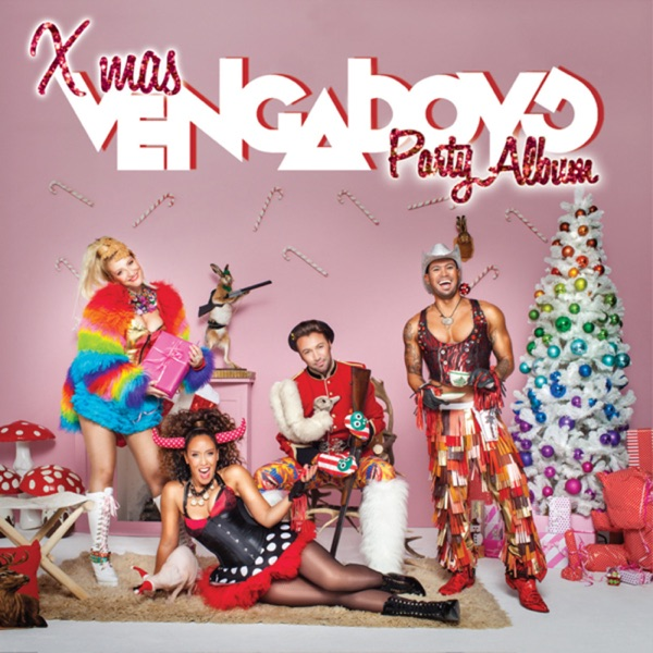 The Vengaboys Xmas Party Playlist met de kerst singles van de Xmas Album
