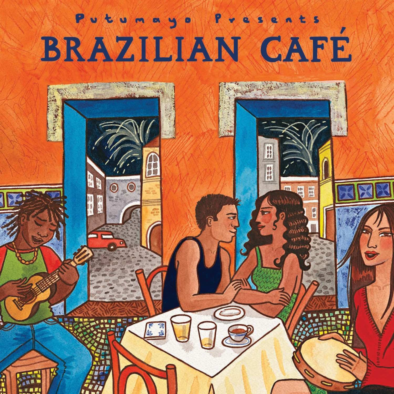 Various Artists – Brazilian Café
