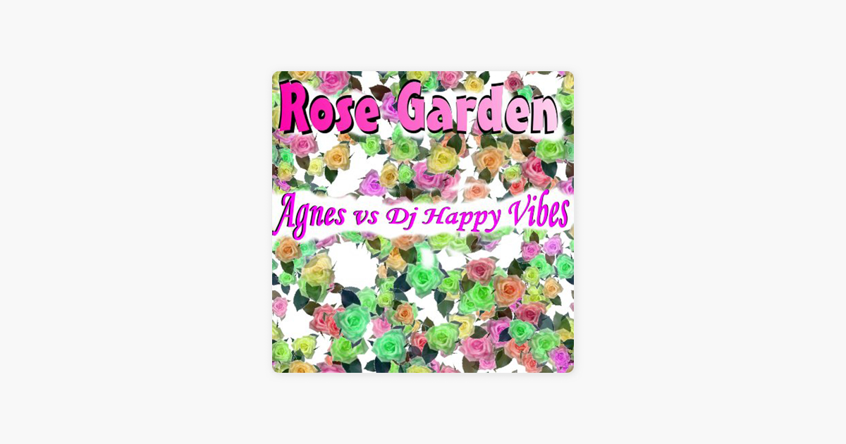 I Never Promised You A Rose Garden By Agnes Vs Dj Happy Vibes On Apple Music