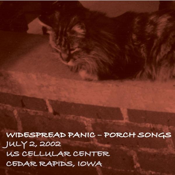 Live in Cedar Rapids, IA 7/2/2002 (live)