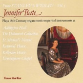 Jennifer Bate - Voluntary Op6 No4 in F - Adagio (Diapasons)