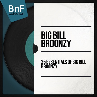 35 Essentials of Big Bill Broonzy (Mono Version) - Big Bill Broonzy