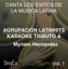 Instrumental Karaoke Series: Myriam Hernandez, Vol. 1 (Karaoke Version) - Agrupacion LatinHits