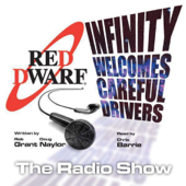 Red Dwarf: Infinity Welcomes Careful Drivers, Vol. 1