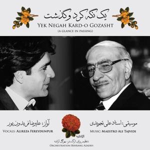 Alireza Fereydounpour & Maestro Ali Tajvidi - Tasnif-E Yek Negah Kard-O Gozasht (Mahour)