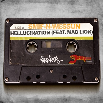 Hellucination (feat. Mad Lion) [Jaguar Skills Stand Strong Remix] - Smif-N-Wessun