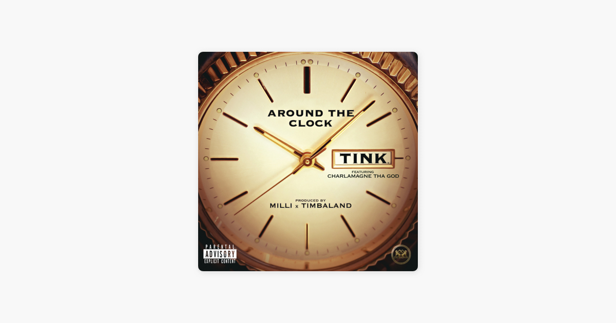 around the clock - 1200×630