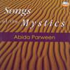 Abida Parveen - Songs of the Mystics  artwork