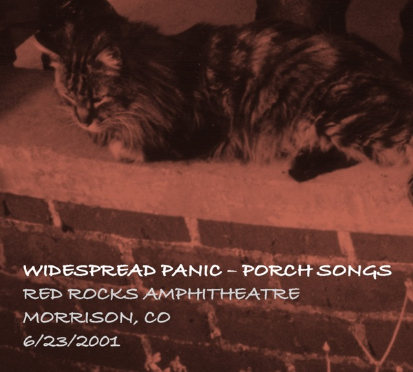 Live at Red Rocks 6/23/2001 (live)