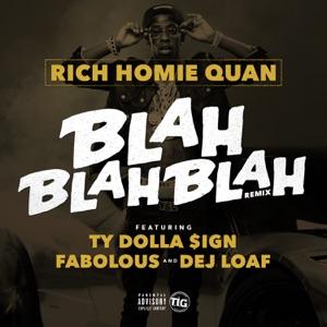 Blah Blah Blah (feat. Fabolous, Ty Dolla $ign & DeJ Loaf) [Remix] - Single Mp3 Download