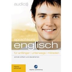 Audio Sprachkurs Englisch. Für Anfänger, unterwegs, mitreden
