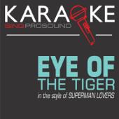 Eye of the Tiger (In the Style of Survivor) [Karaoke Instrumental Version]