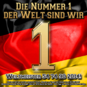 Die Nummer 1 der Welt sind wir - Weltmeister 54 74 90 2014! Ein hoch auf uns und das deutsche Team! Atemlos an Tagen wie diesen (4 mal die WM holn! Deutscher Fussball Party Schlager Hits bis 2018 durch die Nacht - Geh Tage wie diese 2016 feiern mit Bier)