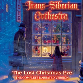 The Lost Christmas Eve (Deluxe Version) by Trans-Siberian ...