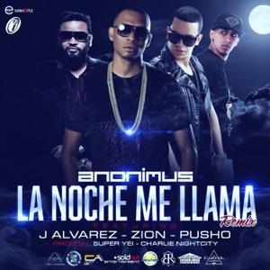 La Noche Me Llama (Remix) [feat. J Alvarez, Zion & Pusho] - Single Mp3 Download