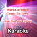 "When Christmas Comes to Town (from ""The Polar Express"") [Karaoke Version] - Maxy K"