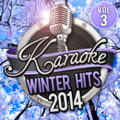 Karaoke Winter Hits 2014, Vol. 3