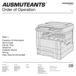 AUSMUTEANTS - freedom of information
