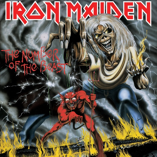 Iron Maiden mit The Number of the Beast