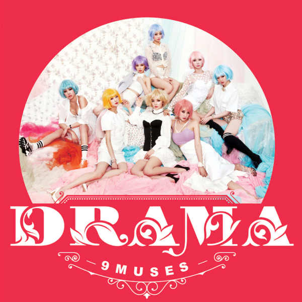 Image result for 9muses drama album
