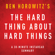 InstaRead Summaries - The Hard Thing about Hard Things by Ben Horowitz: A 30-minute Instaread Chapter by Chapter Summary (Unabridged)