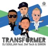 Transformer (feat. Def Tech & SIMON) - Single ジャケット写真