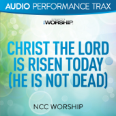 Christ the Lord Is Risen Today (He Is Not Dead) [Audio Performance Trax] - EP