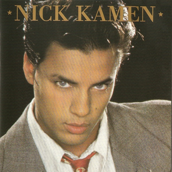 Nick Kamen mit Each Time You Break My Heart