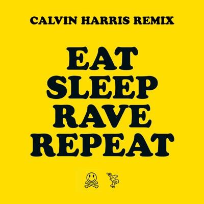 Eat Sleep Rave Repeat (feat. Beardyman) [Calvin Harris Radio Edit] - Single - Fatboy Slim