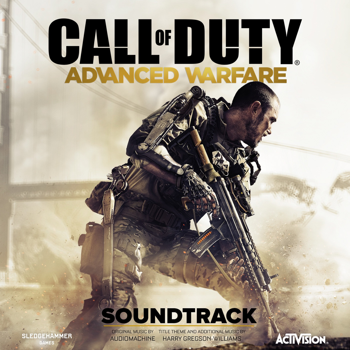 Advanced Soldier Overture by Harry Gregson-Williams