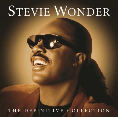 The Definitive Collection - Stevie Wonder album