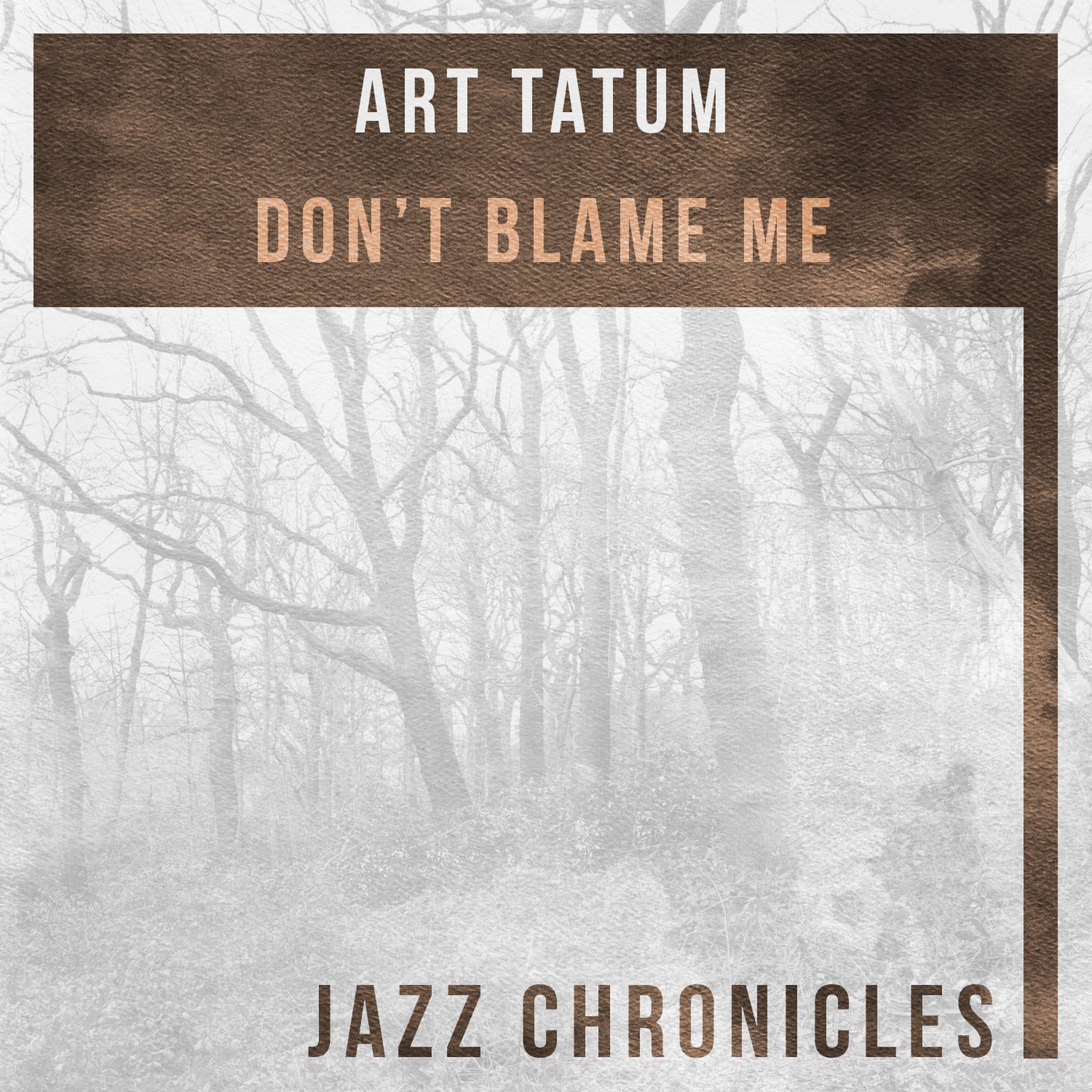 Don't Blame Me (Live)