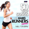 50 Top Songs For Hard Runners - 140/170 BPM Chapter 2 - D'Mixmasters