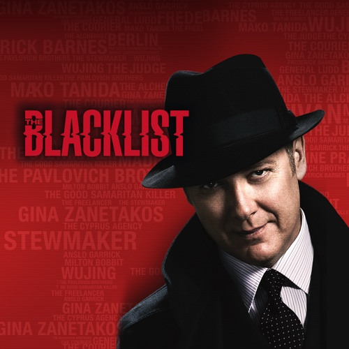 The Blacklist, Season 2 poster