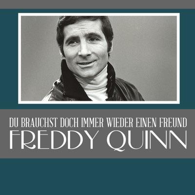 Du brauchst doch immer wieder einen Freund - Single - Freddy Quinn
