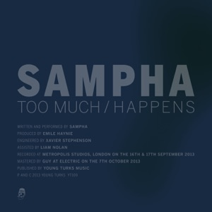 Too Much / Happens - Single
