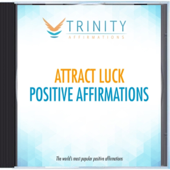Attract Luck Present Affirmations