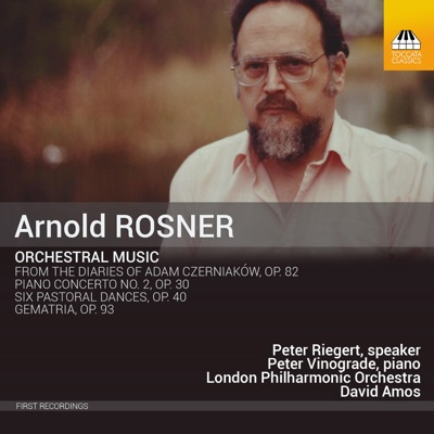 Rosner: Orchestral Music - London Philharmonic Orchestra