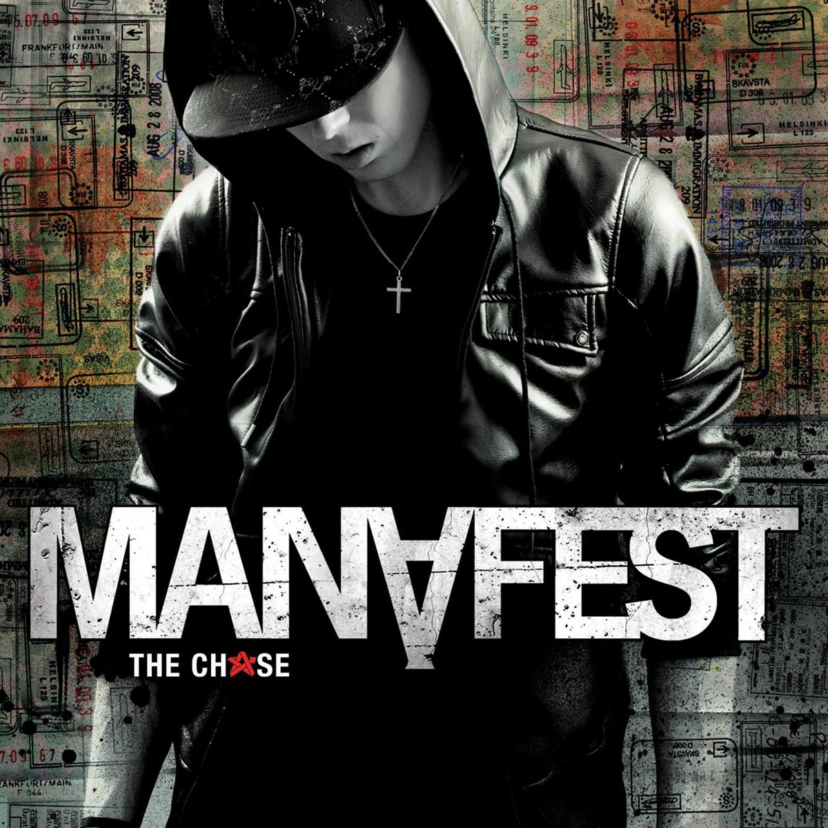 The Chase Manafest CD cover