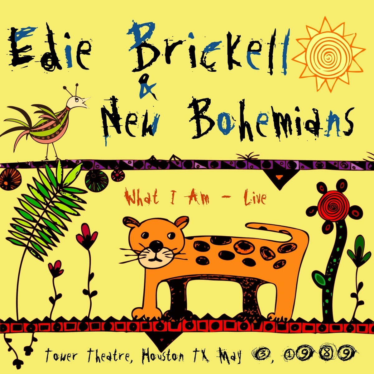 Edie brickell and the new bohemians lyrics