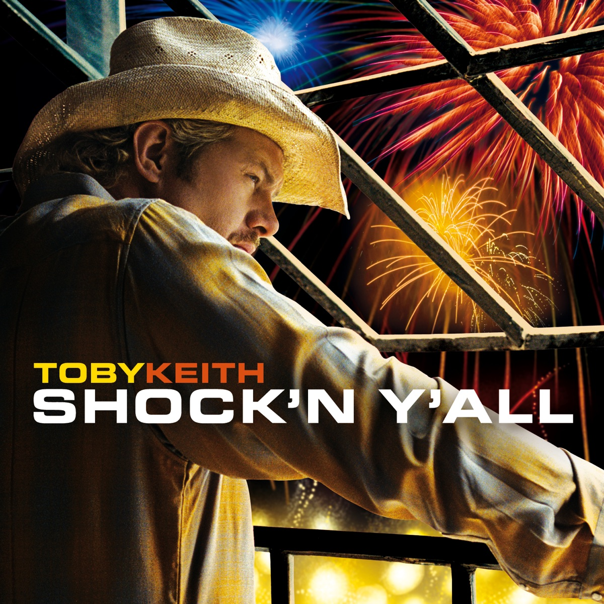 Shock n Yall Toby Keith CD cover