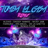 Tumba La Casa (Remix) [feat. Daddy Yankee, Nicky Jam, Farruko, Arcangel, De La Ghetto, Zion & Ñengo Flow] - Alexio