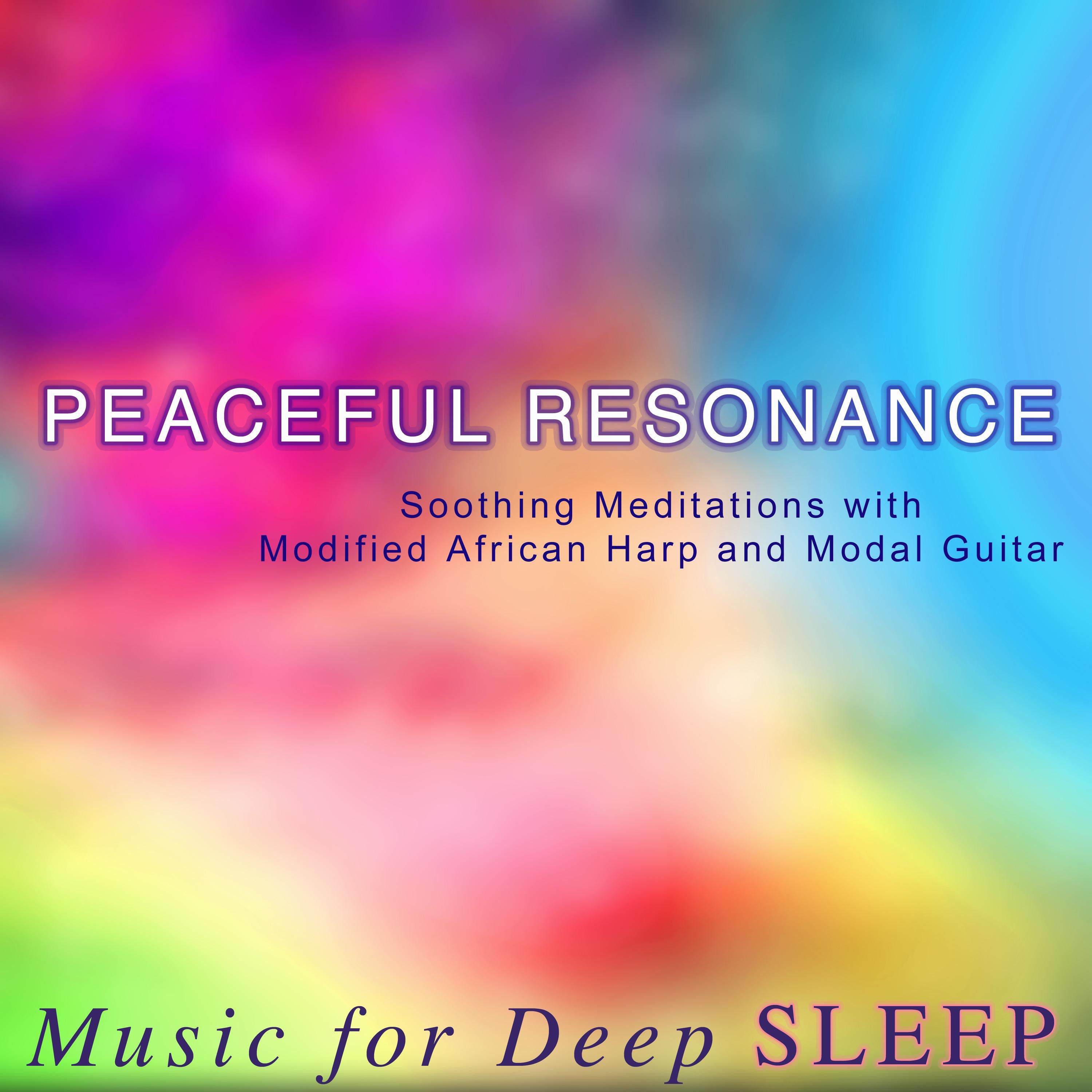 Peaceful Resonance: Soothing Harp and Guitar Meditations