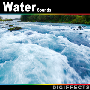 Digiffects Sound Effects Library - Medium Waterfall