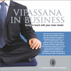 Vipassana in Business - English