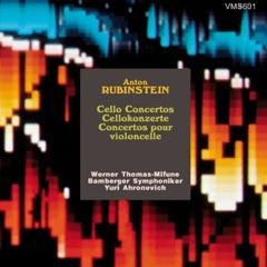 Rubinstein: Cello Concertos Nos.1 & 2