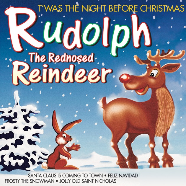 92 Best Chór świąteczny Choir Christmas Images On: Rudolph The Rednosed Reindeer By Rudolph The Red-Nosed